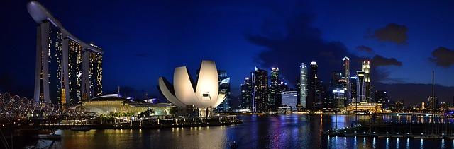 multas en singapur