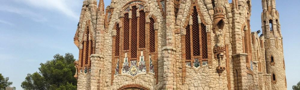 El Santuario de Santa María Magdalena de Novelda