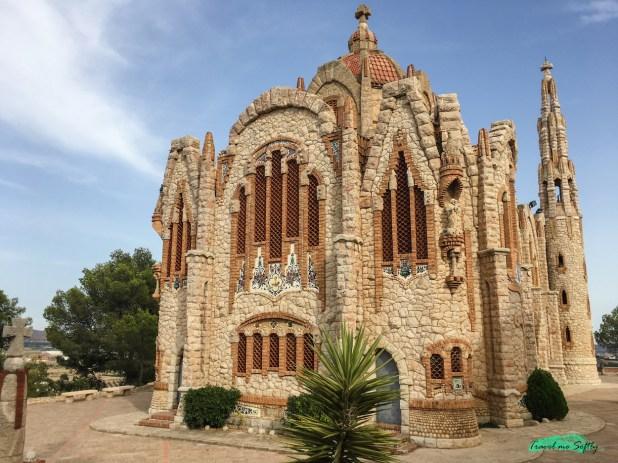 Santuario Santa María Magdalena de Novelda