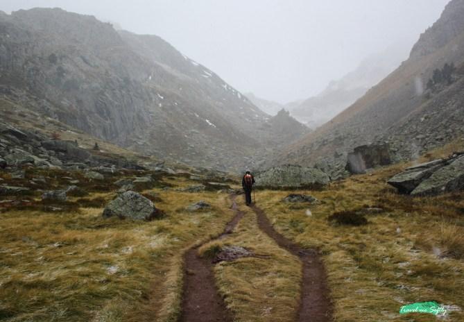 tipos de senderos anayet pirineos