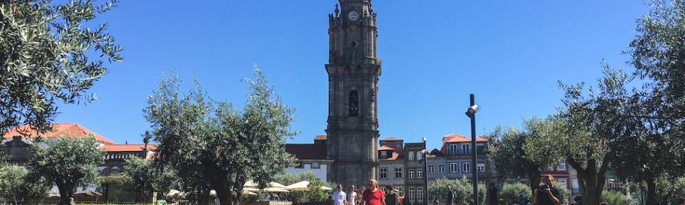 Complejo arquitectónico de la Iglesia y la Torre de los Clérigos de Oporto
