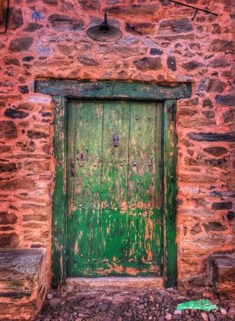 puerta verde castrillo de los polvazares