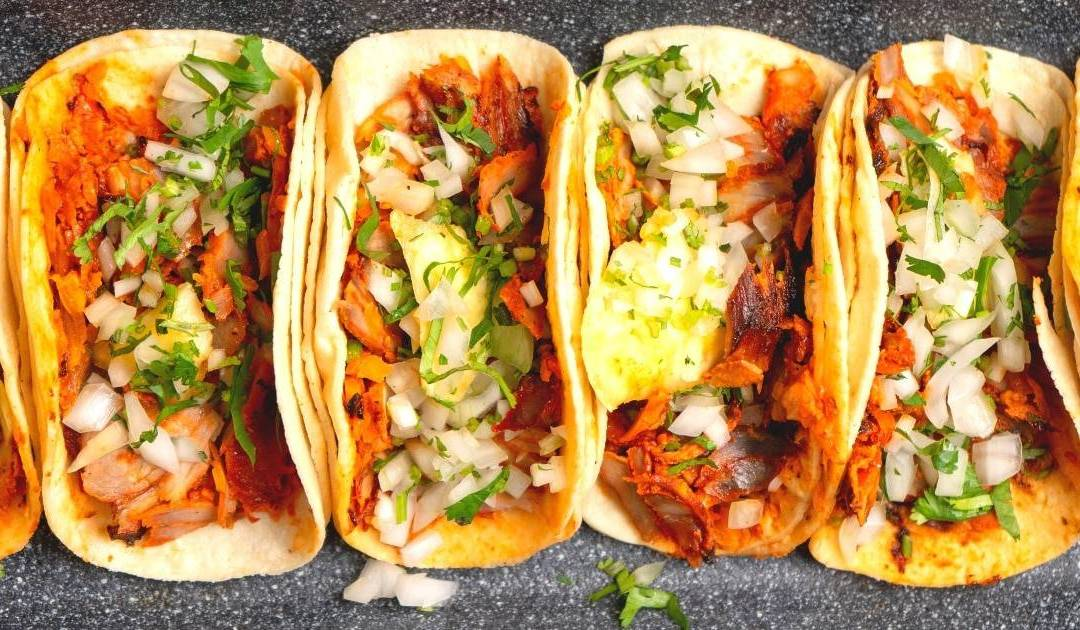 50 of the Best Tacos in Mexico City + Free Map