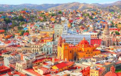 24 Instagrammable Places to Visit in Guanajuato + Free Map