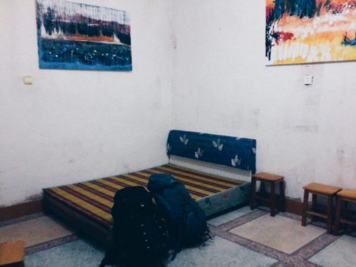 Stanza couchsurfing