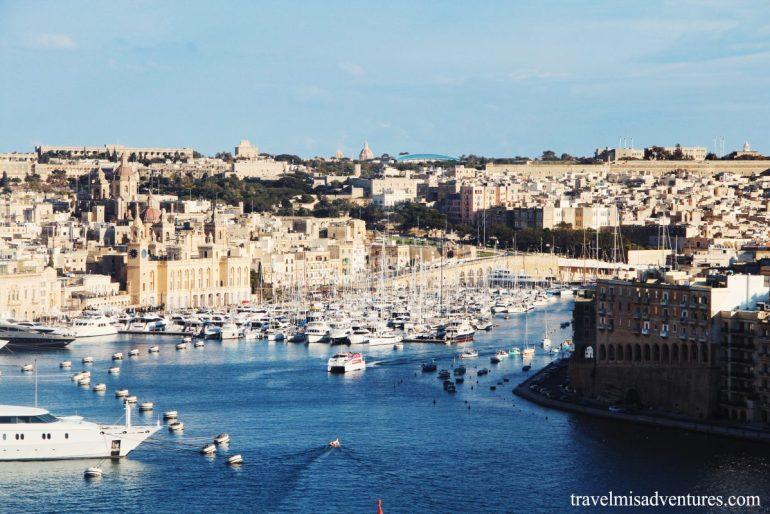 Cosa visitare a Malta: Three Cities