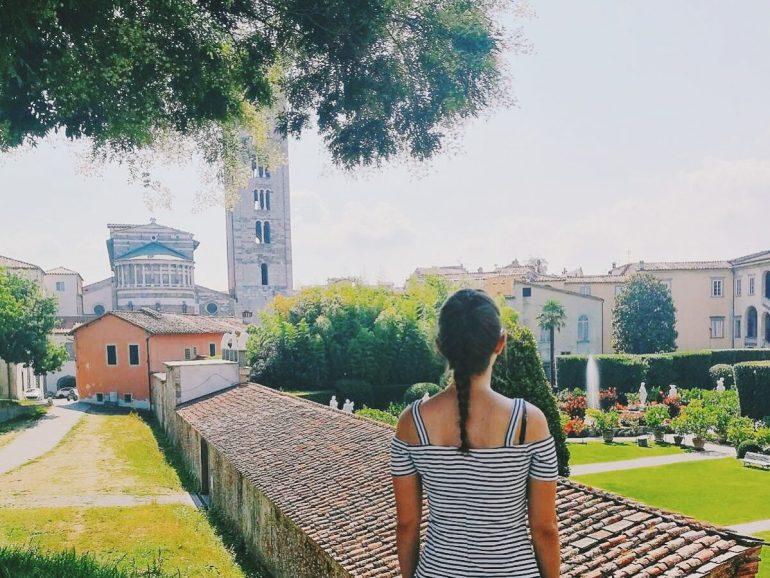 Lucca in un giorno