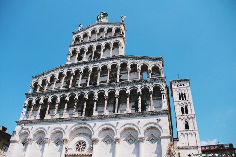 Chiese da vedere a Lucca