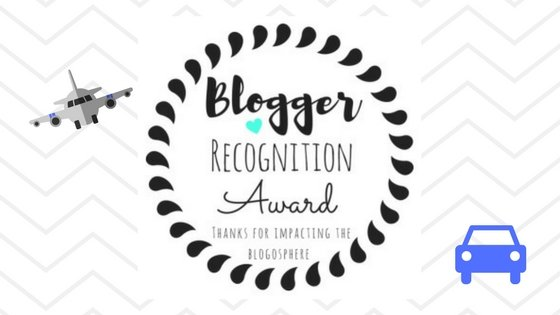 Il nostro primo Blogger Recognition Award