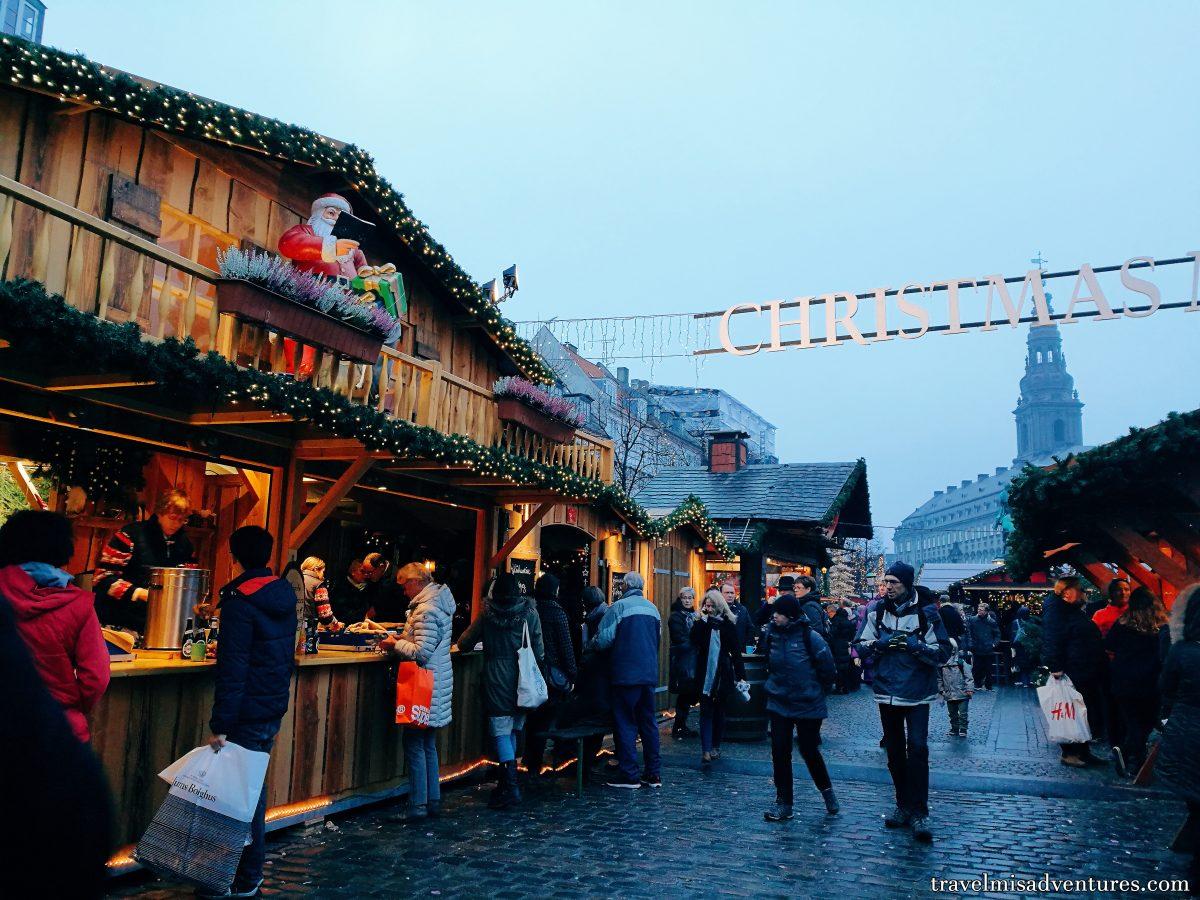 Mercatini di Natale a Copenaghen: gløgg e profumo di cannella