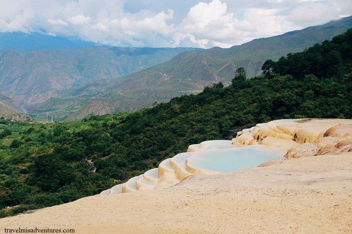 terrazze acqua bianca Yunnan Cina come arrivare