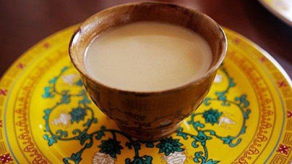 cibi strani tè tibetano