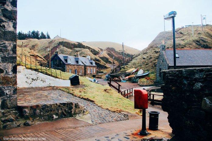 Crovie-Scozia-villaggio