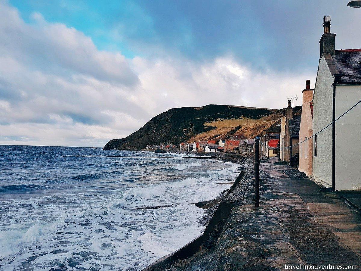 Pennan e Crovie, tra i villaggi di pescatori più spettacolari della Scozia