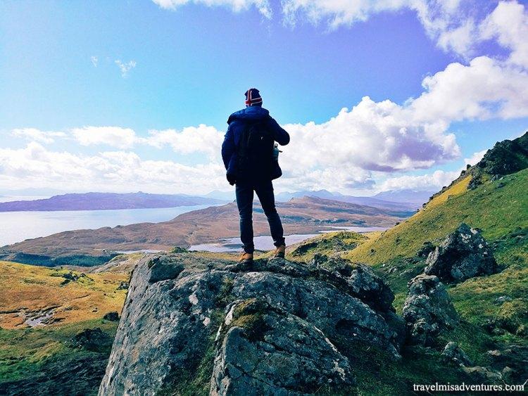 Quattro giorni a Skye, l'isola magica della Scozia