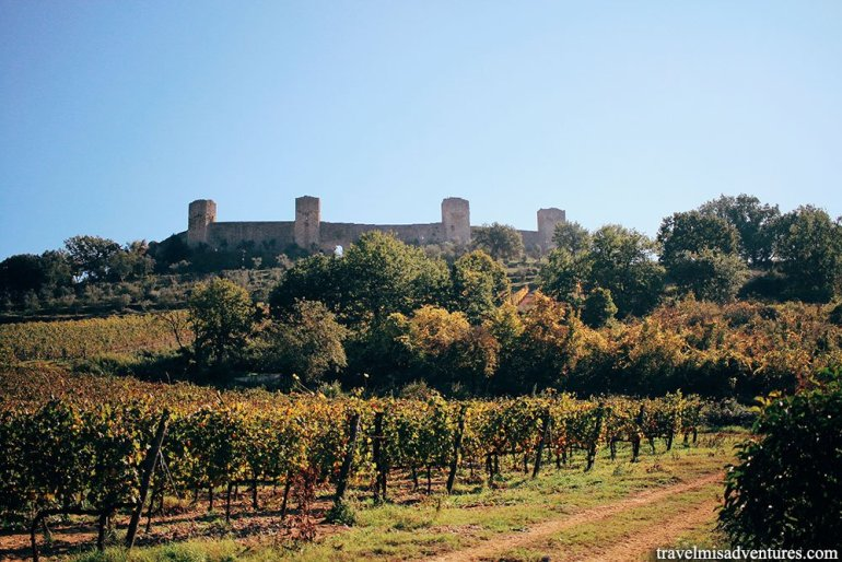 Monteriggioni-Toscana-cosa-vedere-weekend