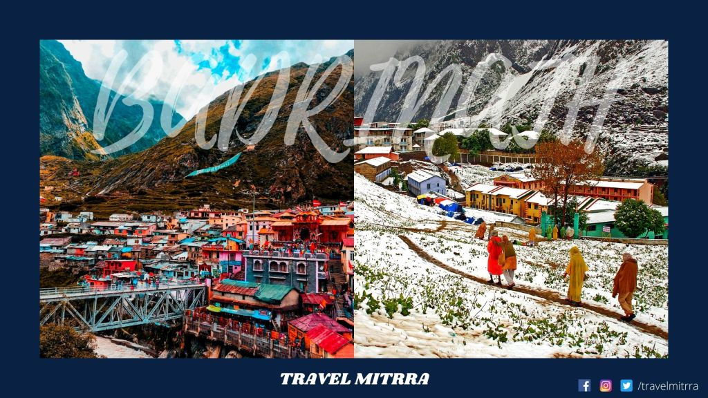 Places to visit in Kedarnath and Badrinath | Char Dham Yatra | Tirth Yatra | Badrinath | Kedarnath | Uttarakhand Tourism | Travel Uttarakhand | Travel mitrra | Travel Mitra | Travel Blogs by Travel Mitrra