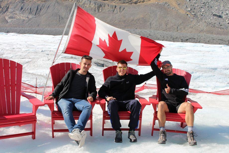 Jasper Columbia Icefield