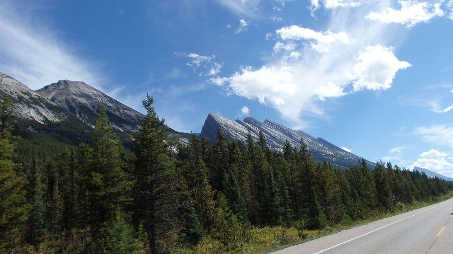 Jasper Icefields Parkway