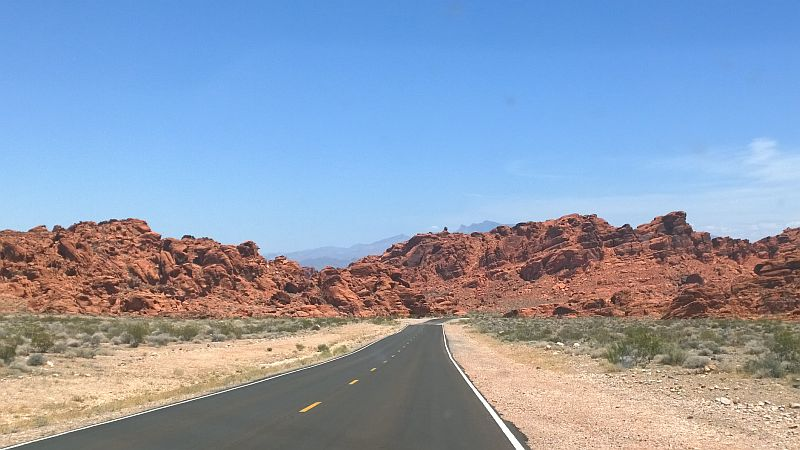 Valley of Fire SP