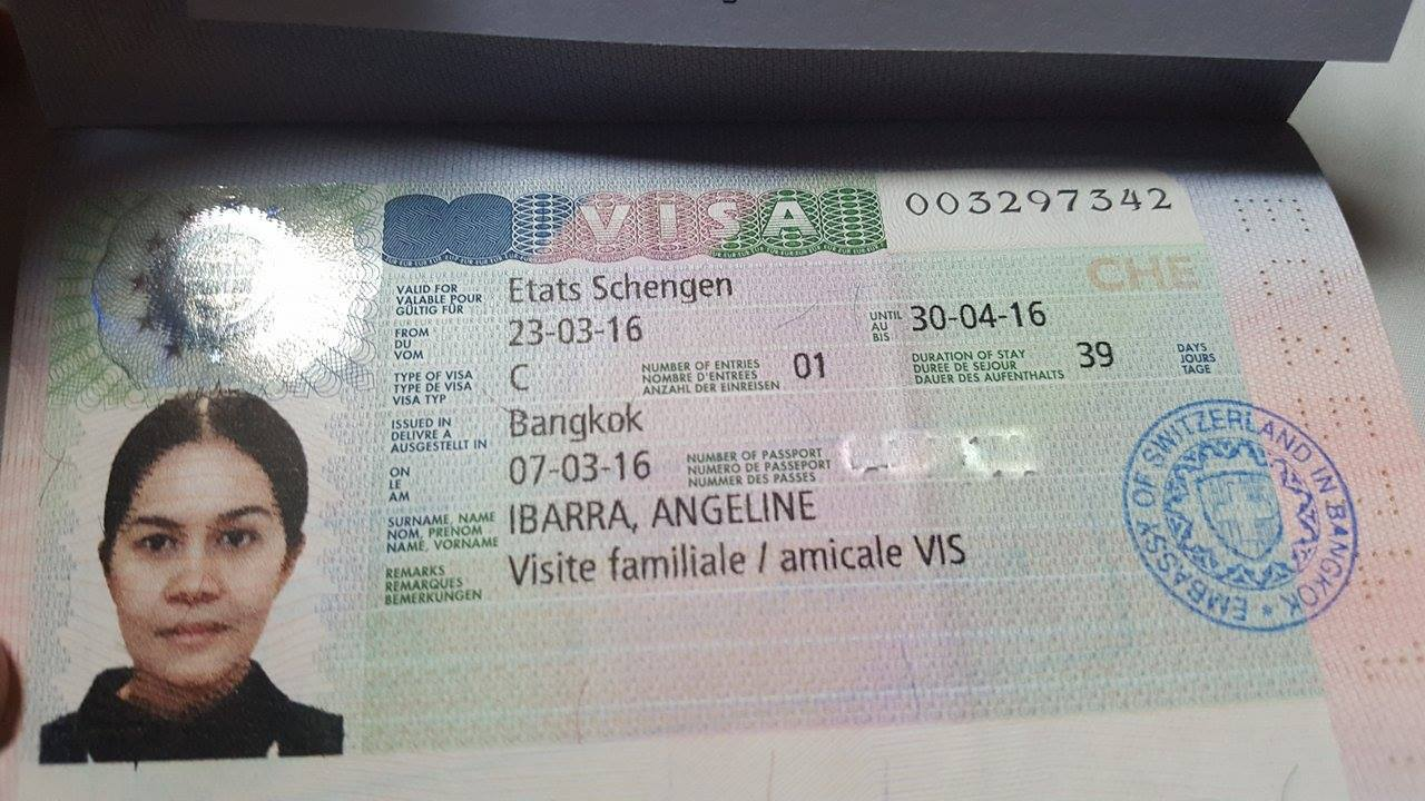How To Apply For A Schengen Visa In Bangkok Travel Moments