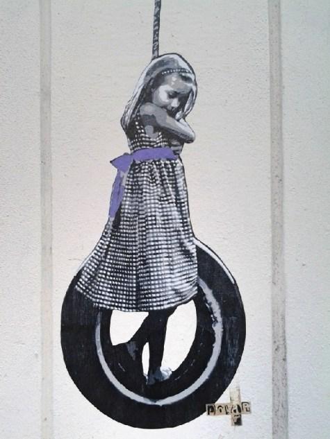 street-art-mädchen