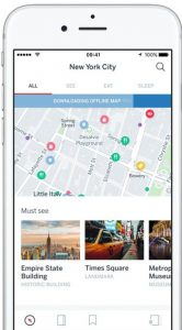 Guides by Lonely Planet App