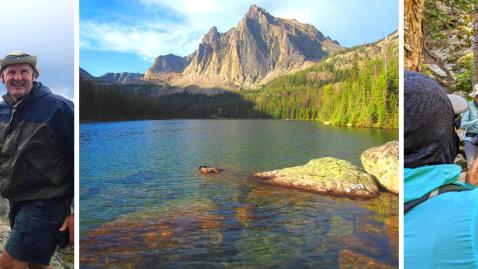 Beartooth Hiking Montana Vacation
