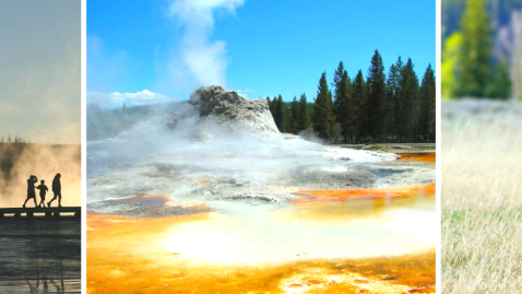 Yellowstone Family Vacation