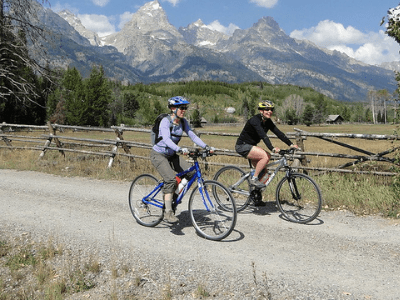 Grand Teton & Jackson Multisport Vacation