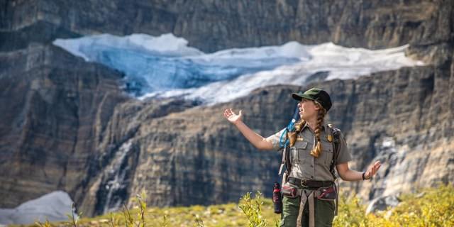 The Glaciers in Glacier National Park are Disappearing