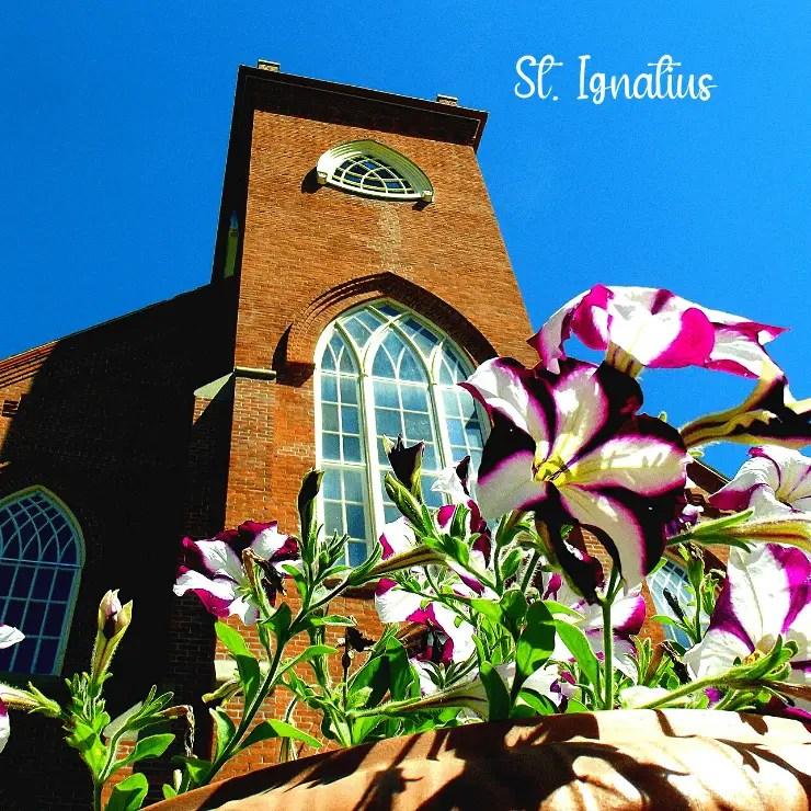 St. Ignatius Mission in St. Ignatius, Montana