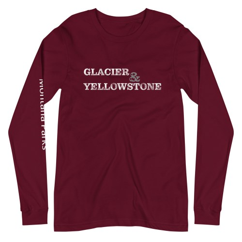 Montana Long Sleeve T-Shirts