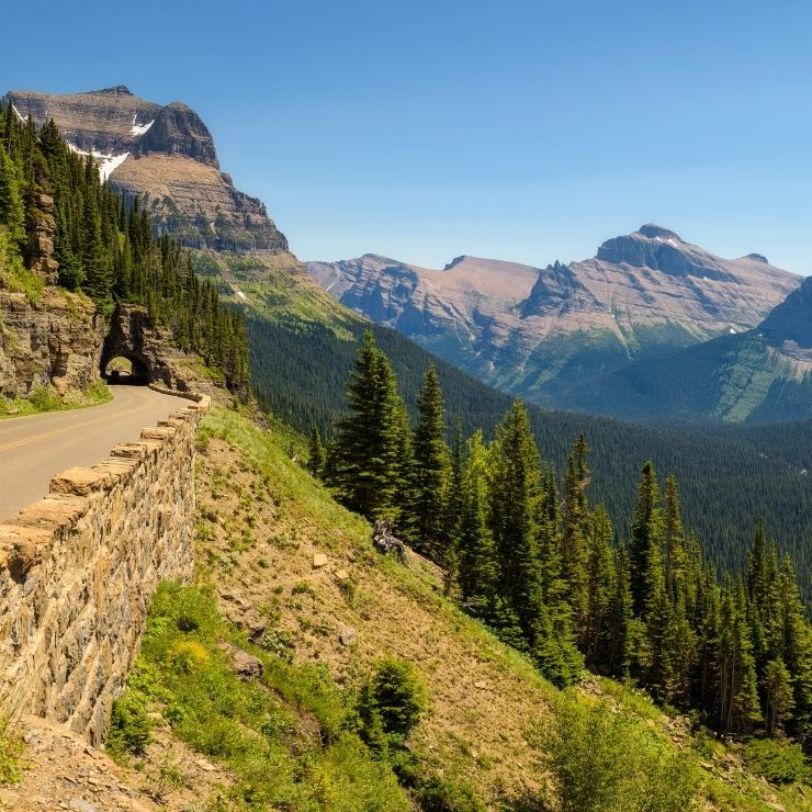 Summer is easily one of the best times to visit Glacier National Park.