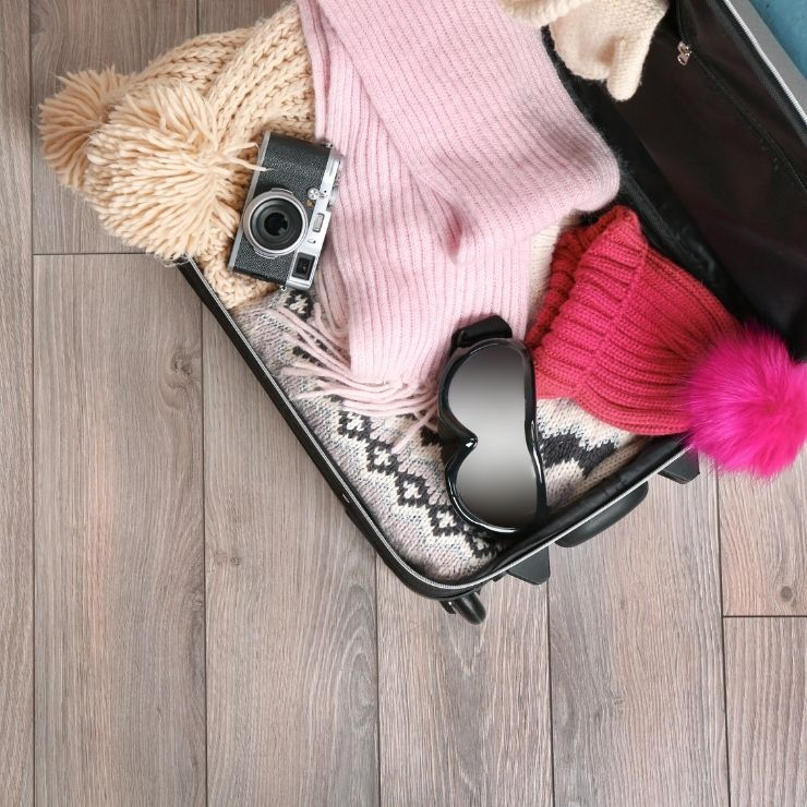 How to Pack for a Ski Trip in Just a Carry On