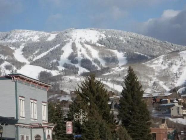 Ski resorts make for amazing ski vacations.