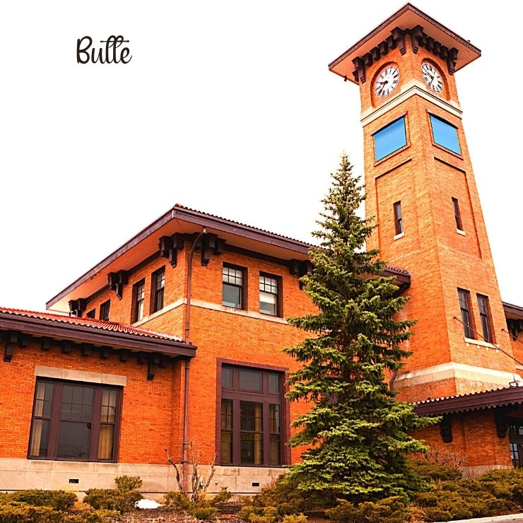 While well known to locals, the city of Butte is a hidden gem for many tourists, who unknowingly pass by this beautiful, historic city.