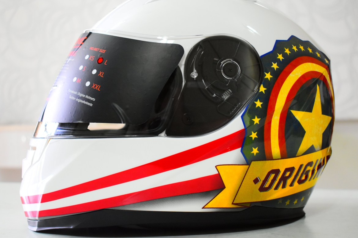 Origine Helmet Review