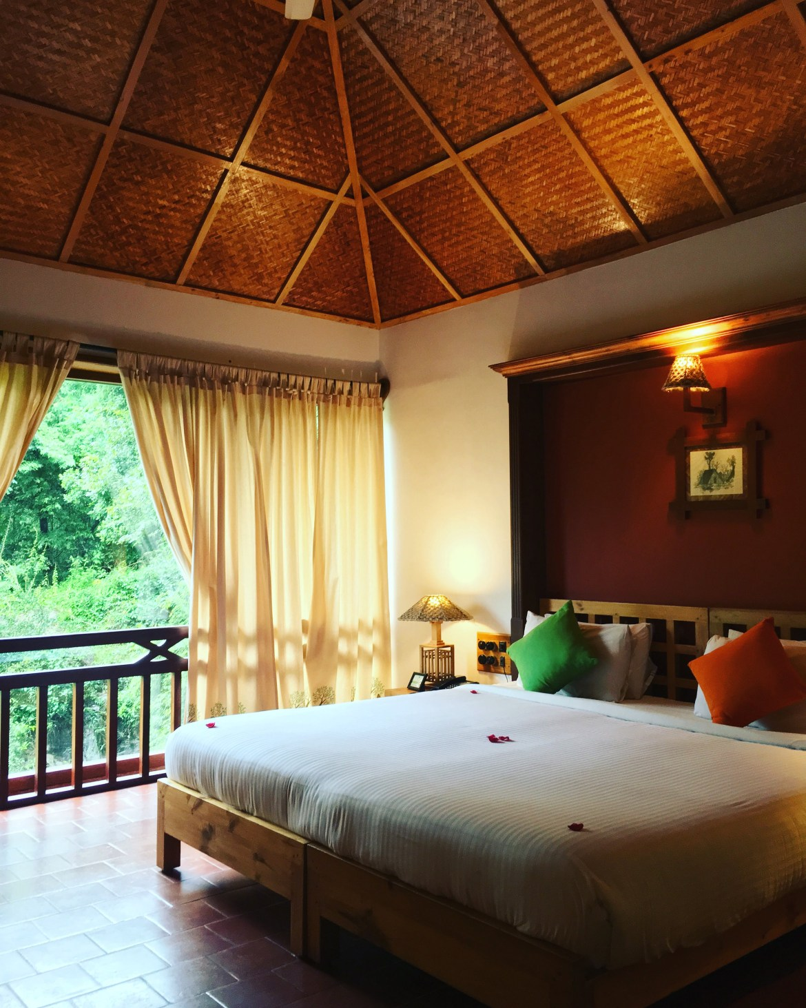 Room Interiors at Kurumba Village Resort