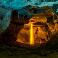 Belum Caves - Spooky and Mysterious!