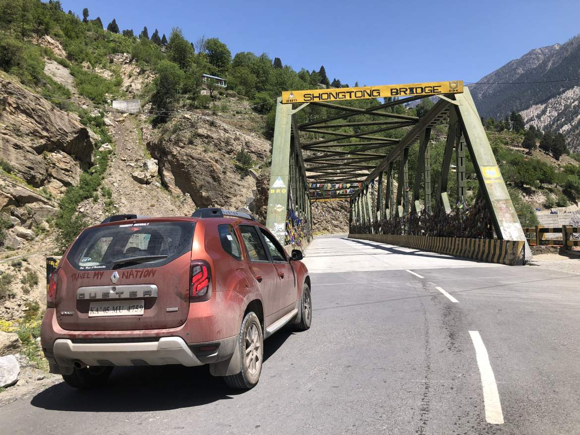 Roads in Kinnaur
