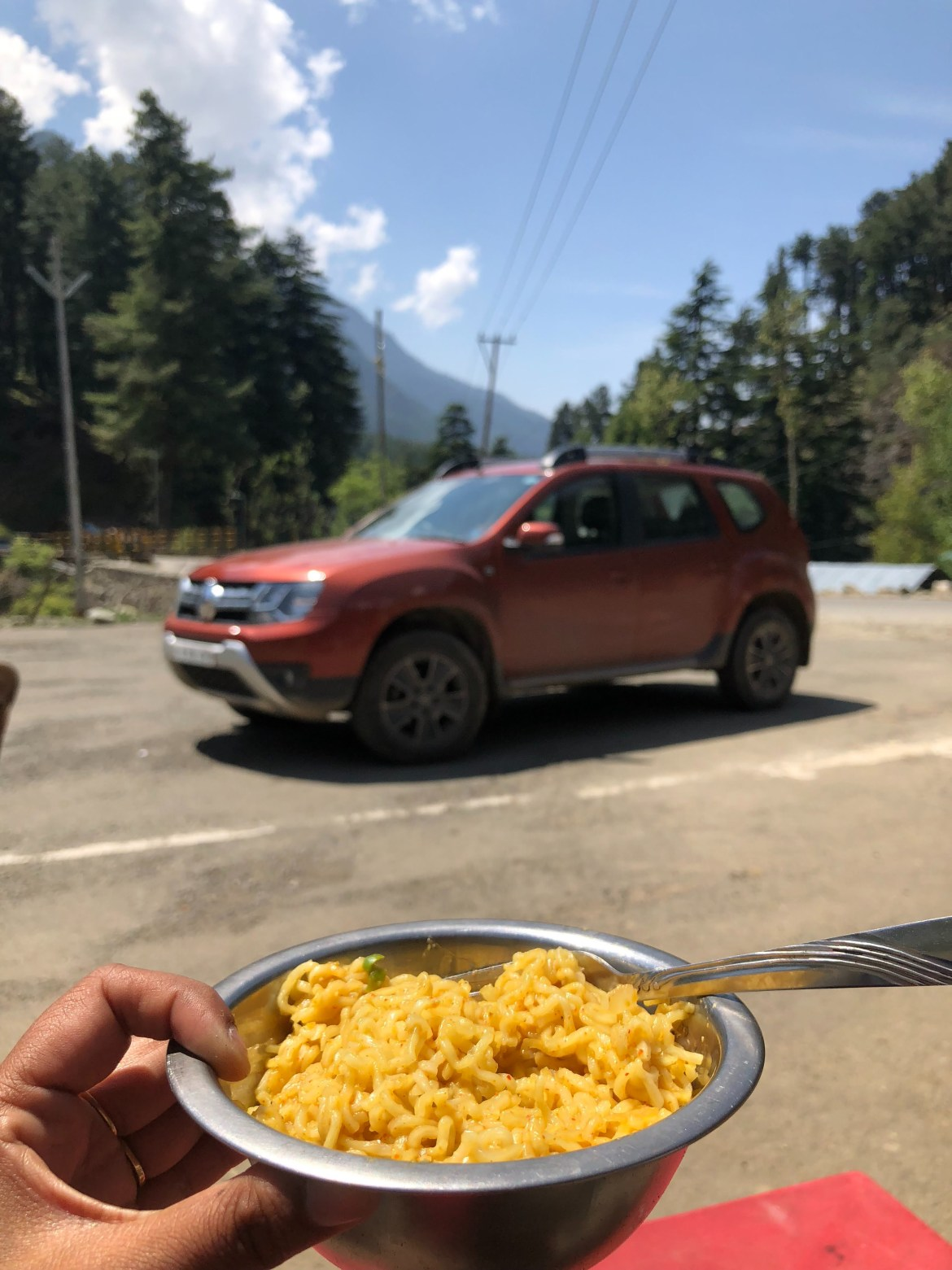 food in Kashmir
