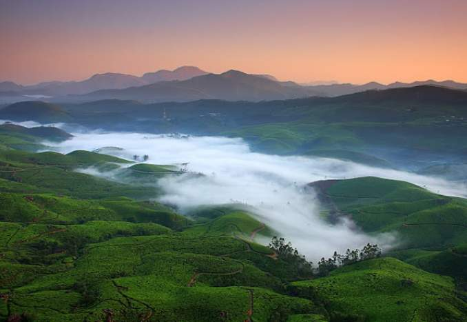 Hill Stations In South India