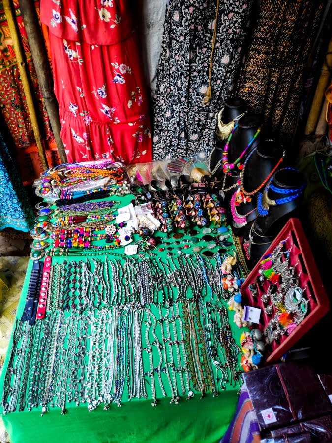 Gokarna shopping
