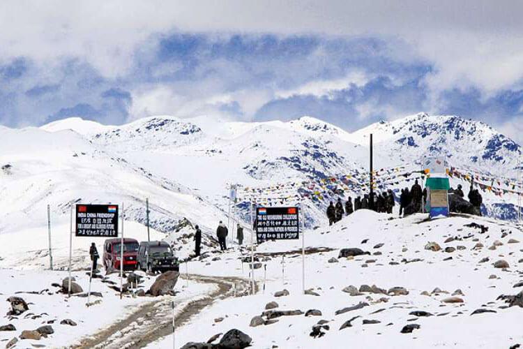 Bumla pass