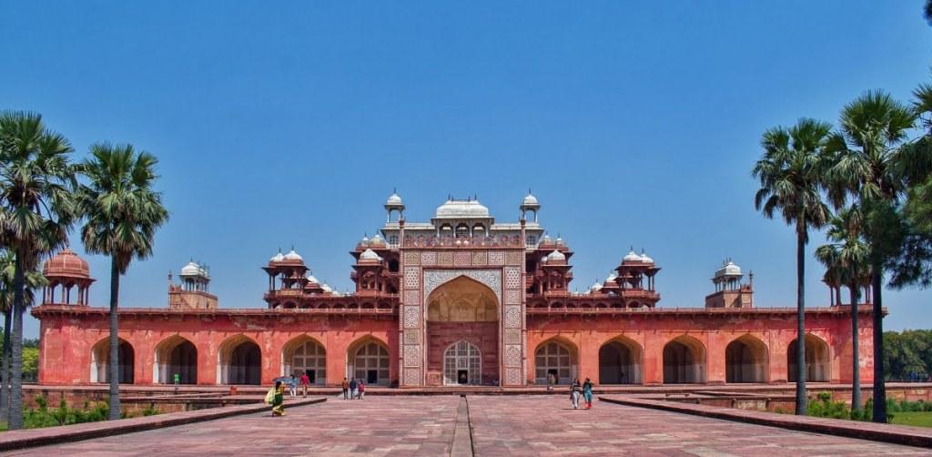 Akbars Tomb Agra