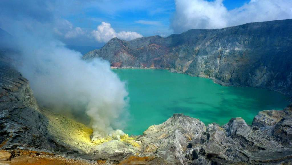 Places to visit in Indonesia
