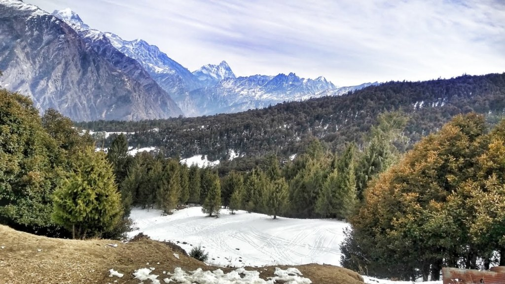 Auli travel guide
