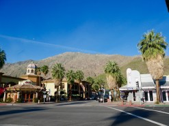 palm springs downtown corner travelnerplans