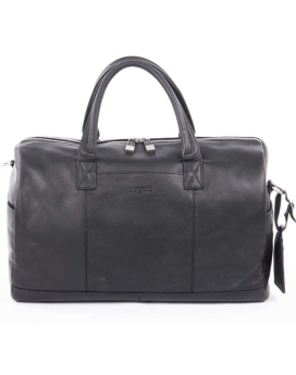 Bugatti Sartoria Sport Bag Leather Black